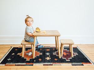 The Ziggy Set by Jeremy Lee - Kids, Sustainable, Oak, Design, Furniture, Handmade