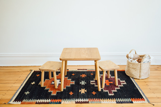 The Ziggy Set by Jeremy Lee - Kids, Sustainable, Oak, Design, Furniture, Handmade