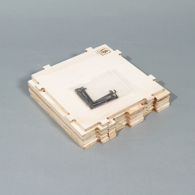 Clip Crates by Like Butter - Crate, Box, Plywood, Storage, Records, Vinyl, Books, Clothes