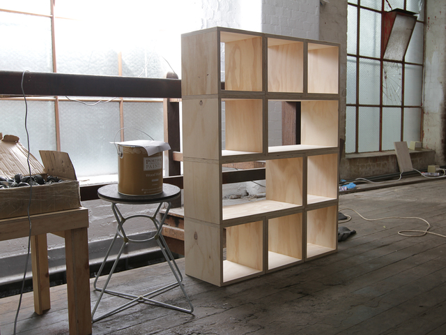 Open Stack by Like Butter - Storage, Shelving, Modular, Ply