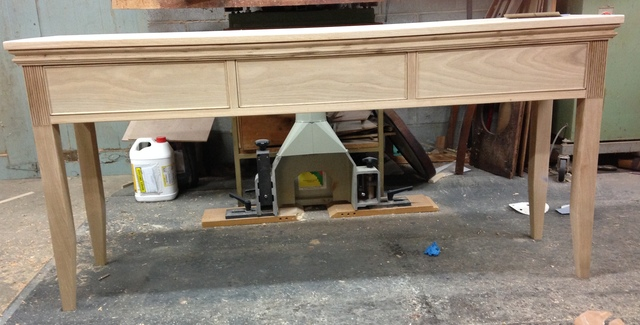 Arts and Craft Furniture is a specialty of mine by Andrew Alstin