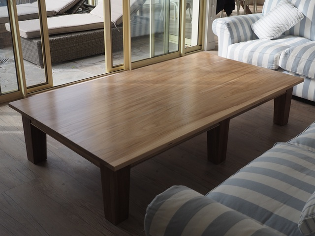 Coffee Table, handmade in salvaged Elm by Andrew Alstin - Handmade Coffee Table, Salvaged Timber Furniture, Bespoke Furniture Pieces, Handmade Furniture Melbourne, Custom Furniture Melbourne, Custom Furniture Sydney