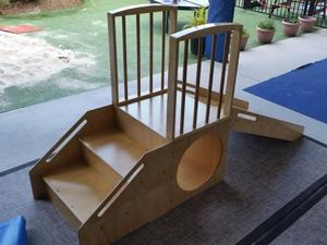 Toddler Activity Centre by Rick Fabri - Children'S Play Equipment, Children'S Furniture