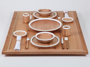 Dinner Setting by Anthony Kleine - Homewares, Plate, Cup, Tumbler, Bowl, Dining Table, Dinner Setting
