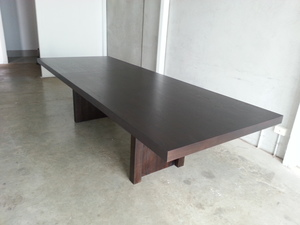 LOFT extendable dining table ON SALE by RZID interiors - Industrial, Loftstyle, Amsterdam, Melbourne, Bespoke, Design, Furniture