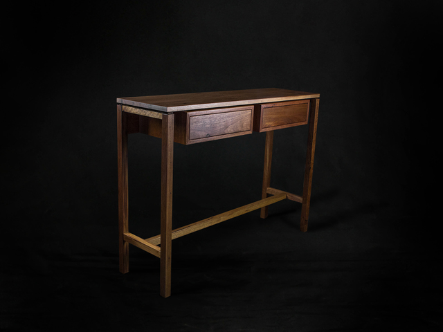 Highlands Hall Table by makimaki Furniture Works - Recycled, Reclaimed, Makimaki, Hall Table, Side Table