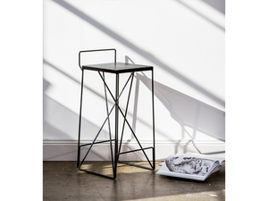 Perf. Bar Stool (indoors/outdoors) by Redfox & Wilcox - Bar Stool, Stool, Outdoors