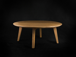 Oriel Tables by makimaki Furniture Works - Coffee Table, Recycled, Brisbane, Makimaki, Round Table, Reclaimed