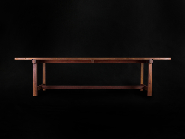 Enterprise Table by makimaki Furniture Works - Outdoor, Dovetail, Refectory, Farmhouse