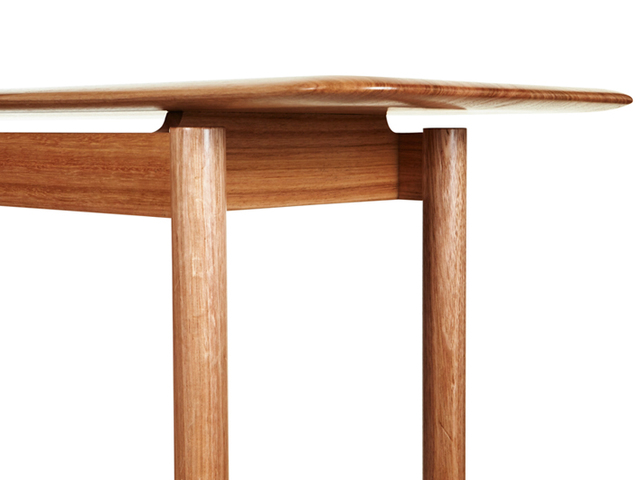Hall/Console Table by Andrew Pinnock - Tasmanian Oak, Wood, Console, Hall Table
