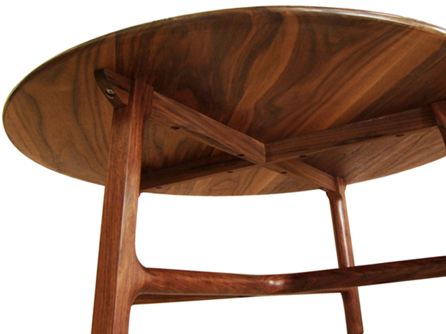 Coffee Table by Andrew Pinnock - American Walnut, Wood, Coffee Table