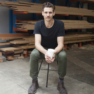 Jonathan West, Bespoke Furniture Maker from St Peters, NSW