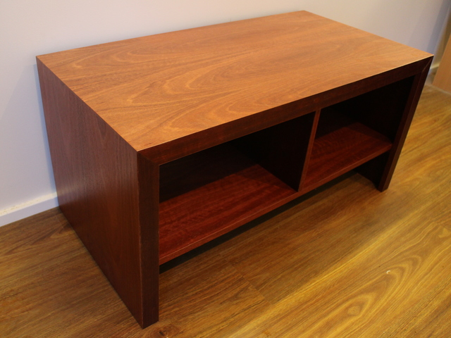 Coffee Table by Precision Cabinetmaking - Jarrah, Coffee Table