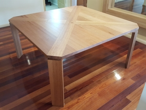 Dining table by Precision Cabinetmaking - Tasmanian Oak, Dining Table