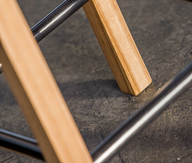 FLIGHT SERIES : Barstool by GLENCROSS FURNITURE - Barstool, Bar Stool, Stool, Seating, Tasmanian Oak, Australian Timber