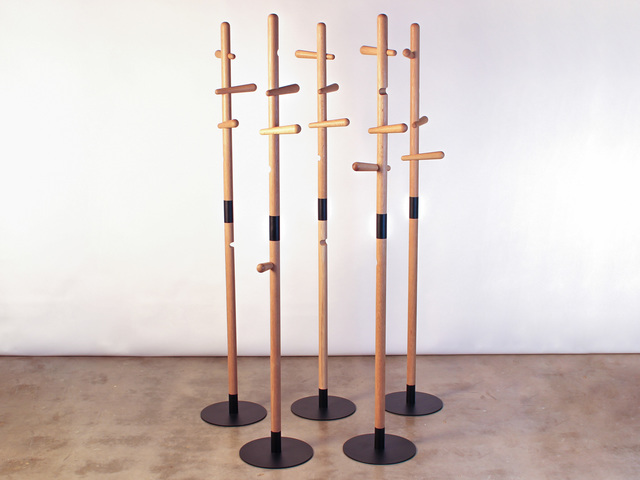 Wedge Coat Stand by Matt Pearson - Coatstand, Coatrack, Coat, Hat, Rack, Stand, Peg