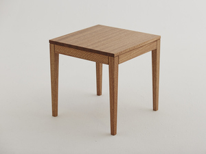 'Beecroft' side table by Tim Noone - Side Table, End Table, Table, Occasional Table, Dining