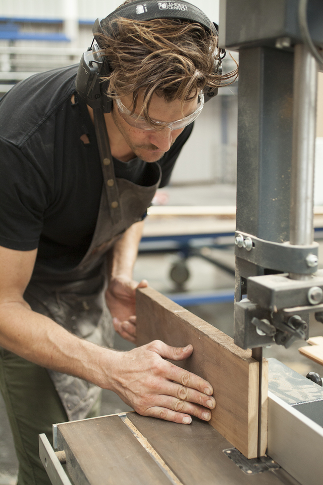 Jonathan West, Bespoke Furniture Maker & Metalsmith from St Peters, NSW