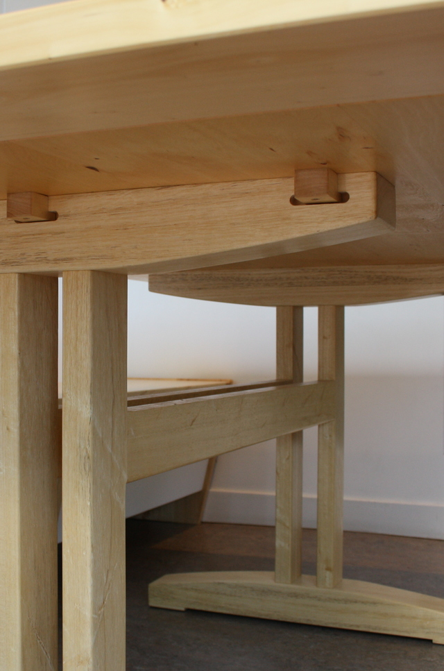 Bronti Dinning Table by John Gallagher - Dinning Table, Tables, Huon Pine, Seating, Dinning Room