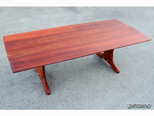 Colossus by Pittorino Designs - Dining Table, Conference Table, Timber, Sustainably Harvested, Customisable, Durable