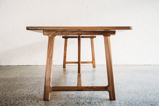 Tate Dining Table by Jeremy Lee - Jdleefurniture, Dining Table, Walnut, Table, Sustainable, Jdlee, Furniture, Design