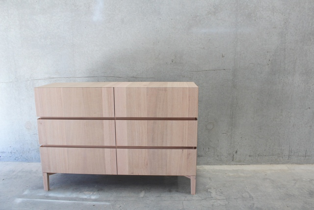Shadow Box Drawers by West Wood Melbourne - Sideboard, West Wood Furniture, Melbourne, Yarraville, Timber