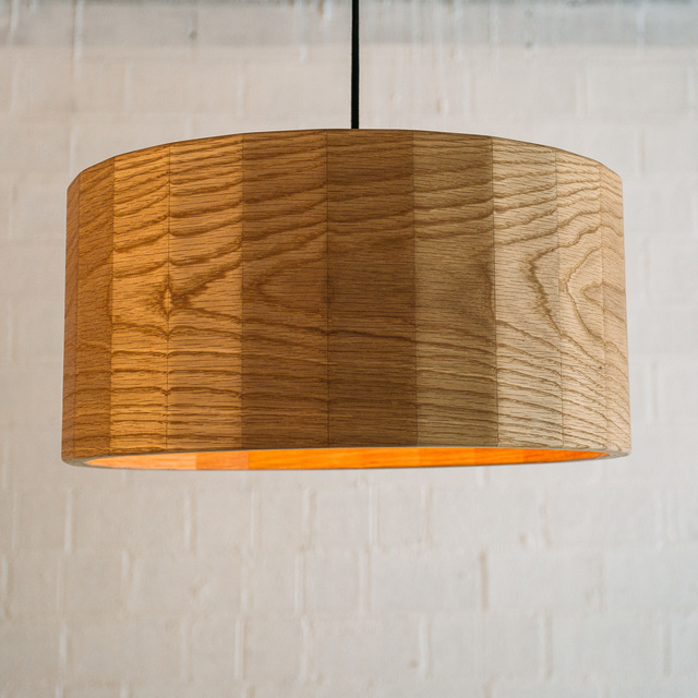 Moki Pendant by Jeremy Lee - Pendant, Light, Oak, Jdlee, Furniture, Solid Timber