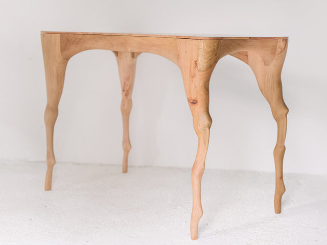 Fawn II by Michael Hoffman - Art, Sculptural, Fine Furniture