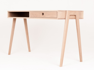 Heimur Study Desk by Heimur - Desk, Study, Storage