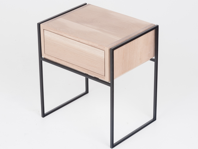 Bedside Drawer by Heimur - Bedside, Bed, Table, Drawer, Storage