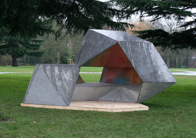 Bespoke Concrete Fabrication. by Queen & Crawford - Gfrc, Sculpture, Concrete
