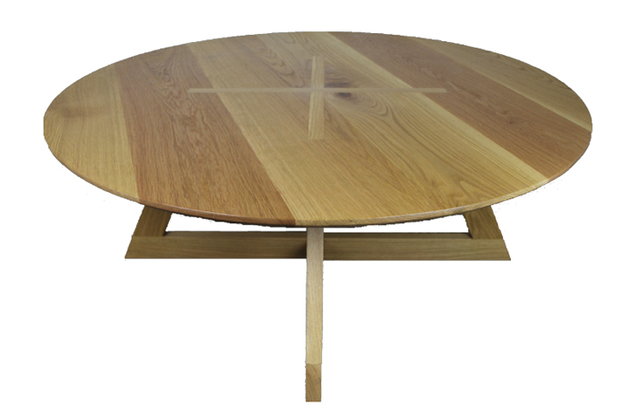 Screw Top Tables by Victoria Keesing Furniture Design - Coffee Table, Table, Side Table, Screw Tops, Oak, Timber, Coffee, Wood, Table Top