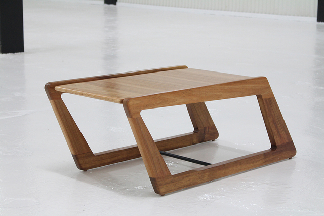 PSCT by David Cummins - Coffee Table, Sustainable, Handcrafted, Contemporary, Tasmanian Blackwood, Blackbutt