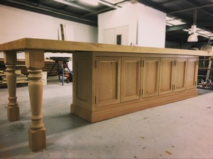 Bespoke Kitchen Joinery by Niall Little - Customjoinery
