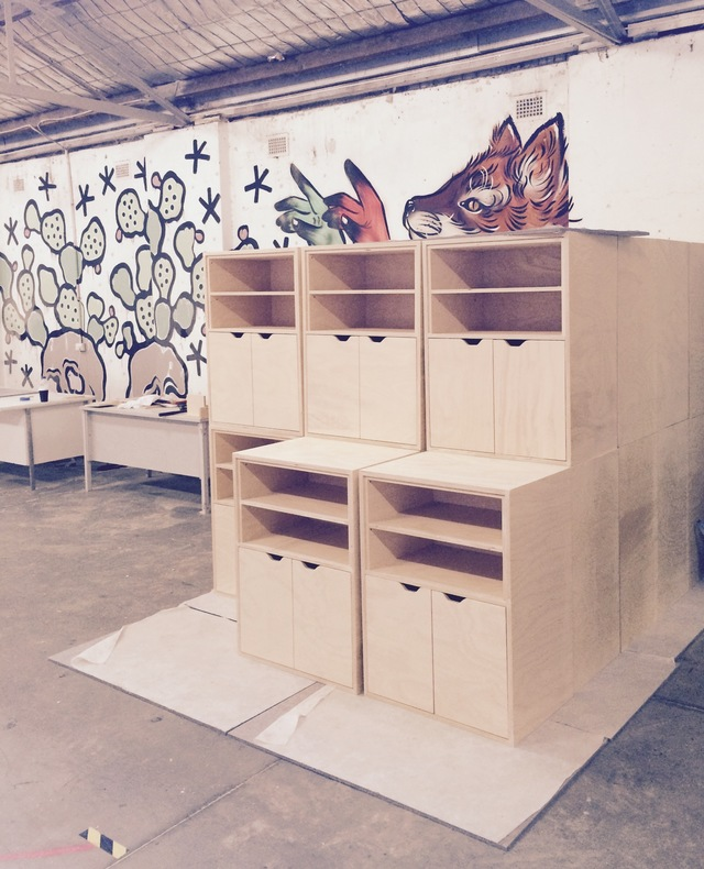 Bespoke retail joinery by Niall Little - Customjoinery