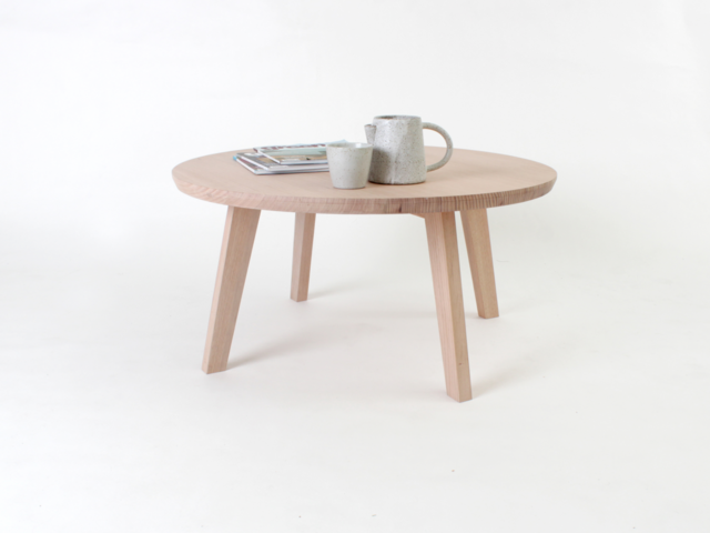 Riccardi Coffee Table by Jake Williamson - Victorian Ash, Coffee, Table, Side Table