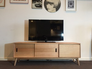 TV Cabinet by Poole's Design - Hardwood, Sustainable, Furniture, Fine Furniture