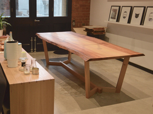Live Edge Table by Tomoya & Co. - Live Edge, Slab Table, Dining Table