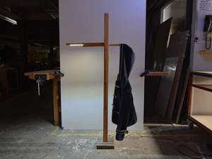 The Post by Tomoya & Co. - Light, Experimental, Coat Stand