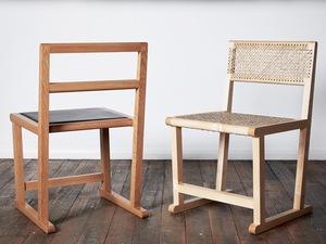 Slide Chair by Nicholas Harper - Chair, Dining Chair, Stool