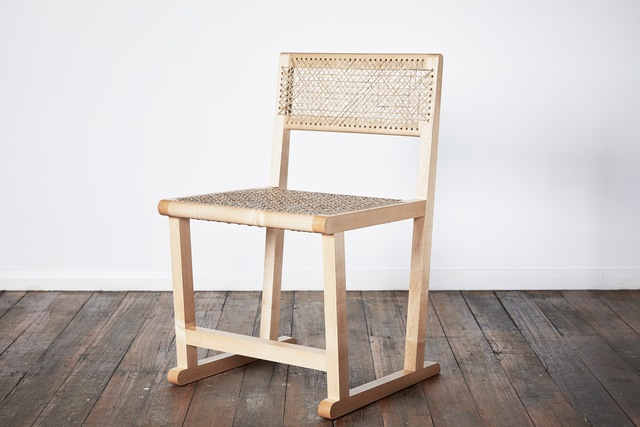 Slide Chair by Nicholas Harper - Chair, Dining Chair, Stool
