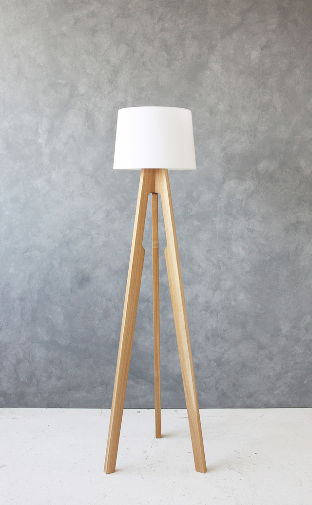 Loom Lamp by Elliot Holdstock - Lighting, Furniture, Handmade, Australian, Lights, Lamps
