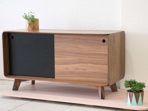 Lili Credenza by Curious  Tales - Furniture, Credenza, Storage, Sideboard, Timber