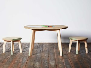 Jack and Jill by Curious  Tales - Table And Chairs, Stools, Kids, Play Setting, Furniture, Children Furniture