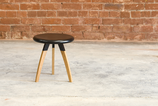 Lexi Stool by Neil Turner - Timber, Stool, Seating, Solid Timber, Made To Order