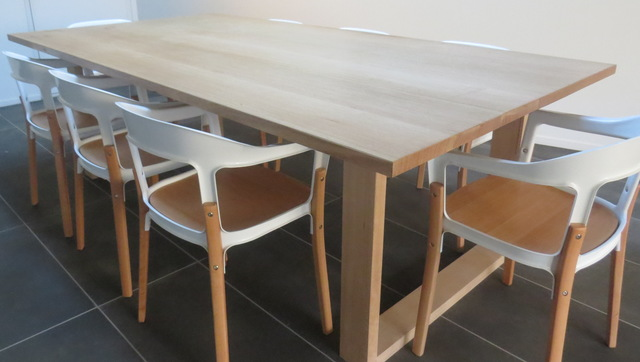 UTAH dining table by Trent Taylor - Table, Dining Table