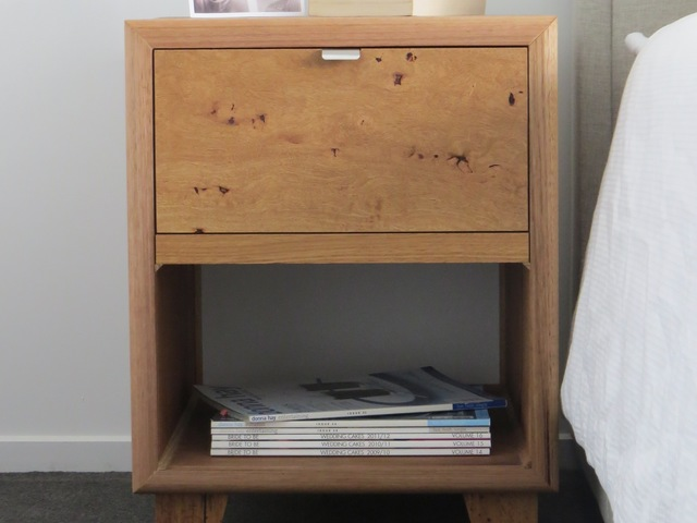 BEAU bedside table by Trent Taylor - Bedside Table