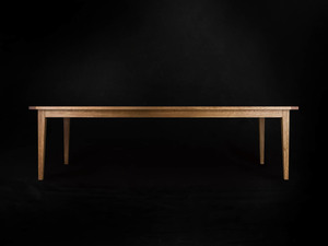 Kindred Dining Table by makimaki Furniture Works - Dining Table, Recycled, Brisbane, Makimaki, Large Table, Traditional