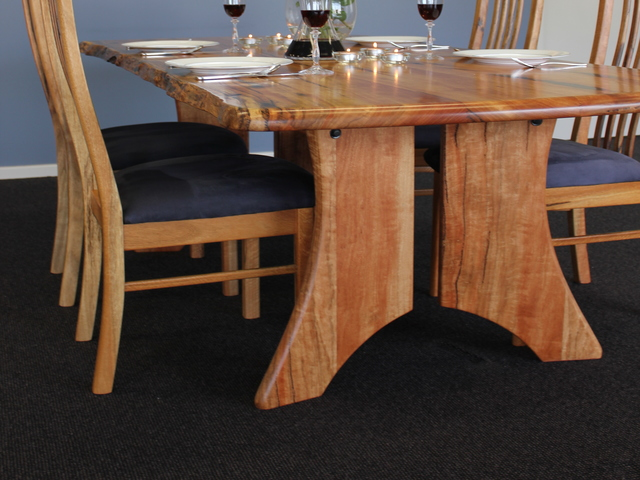 Ardross Dining Table - Marri by Albany Fine Furniture - Marri Solid Timber, Dining Table, Dining Table Perth