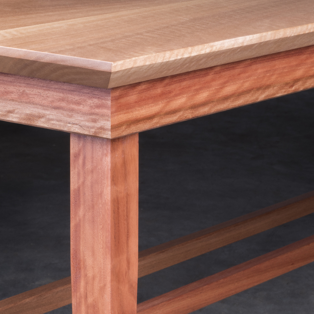 Ironbark coffee table by Samuel O'Donnell - Coffee Table, Solid Timber, Lounge Room, Australian Hardwoods